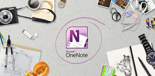 ���������� ���� ����� OneNote ������ �������