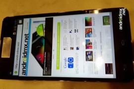 ظهور اول صور للجهاز الخارق LG Optimus G قبل اطلاقه