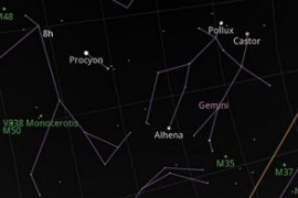 تطبيق Sky Map المجاني للتجوال في الفضاء