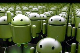 الاندرويد يسيطر على 75% من سوق الهواتف الذكية