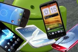 ما هي افضل خمسة هواتف اندرويد للعام المنتهي 2012