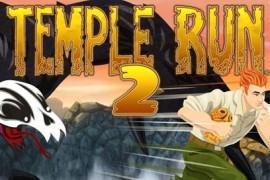 ظهور اللعبة الشهيرة Temple Run 2 للاندرويد مجانا اليوم