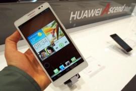 لقاء من قريب مع هاتف Huawei Ascend Mate العملاق