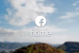 تطبيق Facebook Home متوفر على بعض هواتف أندرويد