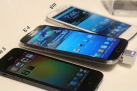 سامسونج تتخطى آبل وتصبح الأكثر مبيعًا للهواتف الذكية