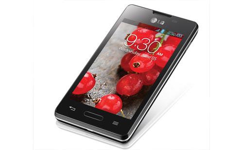 مواصفات هاتف LG- Optimus IIالجديد