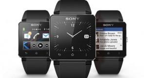شركة Sony تكشف عن ساعة ذكية جديدة بنظام أندرويد