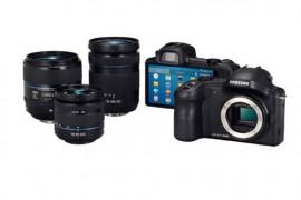 سامسونج تعلن عن كاميرا Galaxy NX العاملة بنظام اندرويد