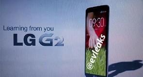 مجموعة صور لجهاز LG Optimus G2 الجديد
