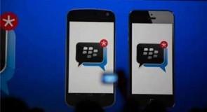 """بلاكبيري تطلق تطبيق """"BBM"""" خاص بالاندرويد وiOS قبل نهاية الصيف"""