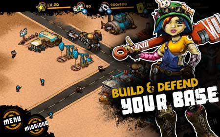 لعبة Apoc Wars - مجانية
