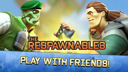 لعبة Respawnables - مجانية