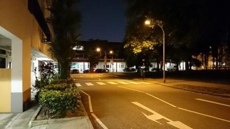 كاميرا Sony Xperia Z1 : اختبار التصوير الليلي !