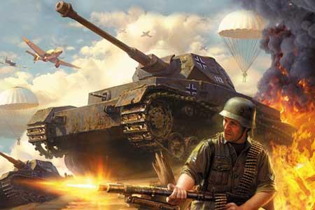 لعبة الحروب الاستراتيجية Grand Battle