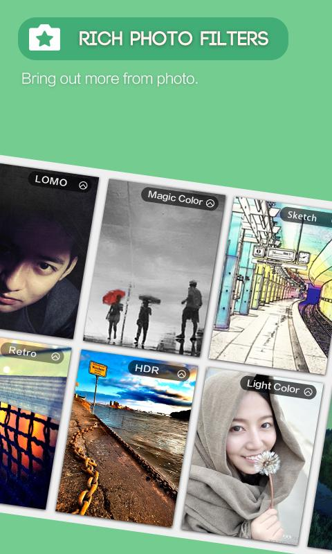 Camera360 UltimateTop 10 apps for photo editing for Android