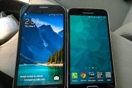 هاتف Samsung Galaxy S5 Active يظهر في صور وفيديوهات جديدة