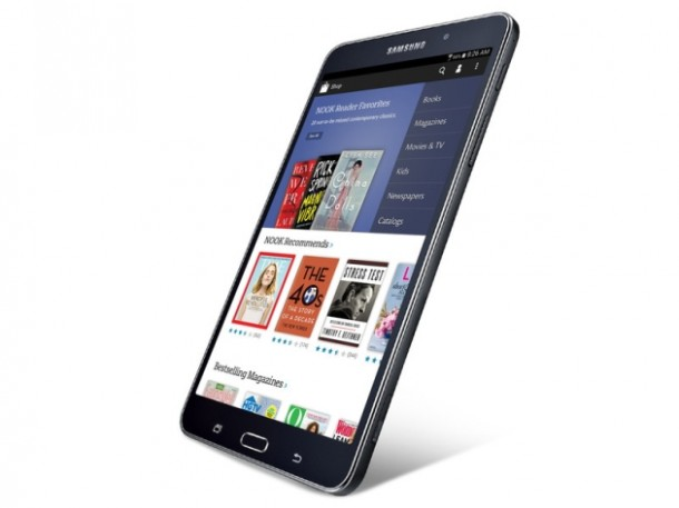 ������ ���� Galaxy Nook Samsung-Galaxy-Tab-4
