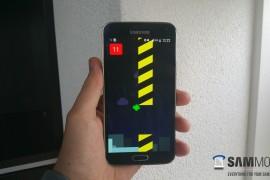 نظرة ثانية على هاتف Samsung Galaxy S5 بنسخة Android Lollipop (فيديو)