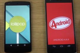 بعد مرور عام على إطلاقه: هل وصلك تحديث الكيت كات؟ وهل ستتكرر المأساة مع Android 5.0؟