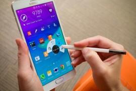 سامسونج ستطلق Galaxy Note 4 S-LTE في كوريا الشهر القادم