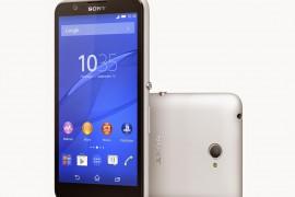 سوني تعلن رسميا عن هاتفي Xperia E4 و Xperia E4 Dual