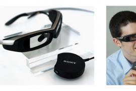 سوني تطلق تطبيقين لنظاراتها الذكية على متجر جوجل بلاي