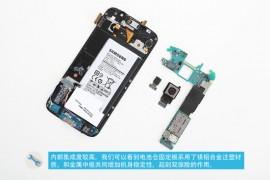 لنلق نظرة حول ما في داخل هاتف Galaxy S6 !
