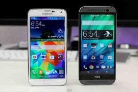 أسعار هواتف Galaxy S6 و HTC One M9
