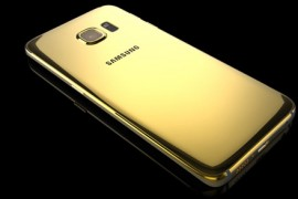 سامسونغ ترغب بمزيد من الترف مع هاتف S6 من الذهب!