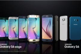 فيديوهات جديدة من سامسونج تستعرض فيها الأداء الخارق والتصميم المميز لـ Galaxy S6