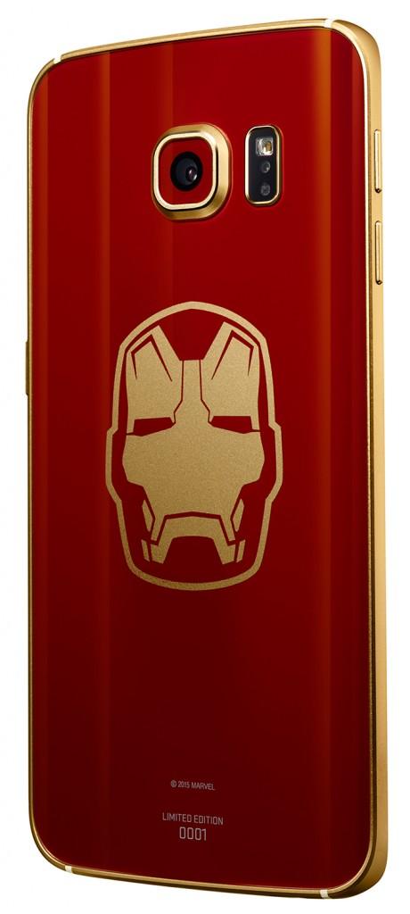 ������� ���� �� ���� Iron Man �� ���� Galaxy S6 Edge