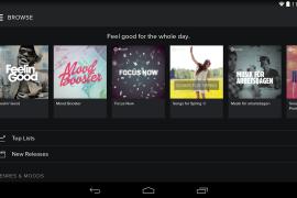 هل تعتزم Spotify الدخول إلى مجال الفيديو حسب الطلب؟