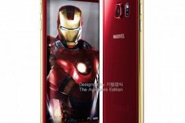 سامسونج تعمل على نسخة مخصصة من Galaxy S6 و S6 Edge بشخصية Iron Man