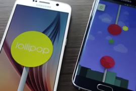 فيديو يستعرض نسخة Lollipop 5.1.1 على Galaxy S6 و S6 Edge