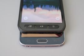 بالصور: مقارنة بين هاتف Samsung Galaxy S6 و S6 Active