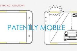 سامسونج تبتكر أزرار ذكية شفافة لهواتفها الذكية في المستقبل