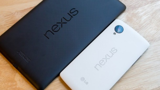 Google-Nexus-5-Phone-and-Nexus-7-Tablet