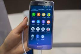 سامسونغ قد تصدر هاتفا جديدا بنظام Tizen موجه للأسواق الكبرى