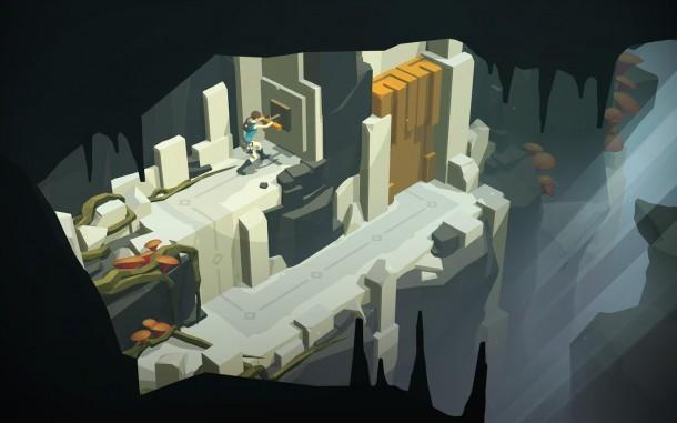 ���� Square Enix ����� ������� �������� : Lara Croft GO v1.0.48285 ����� �����