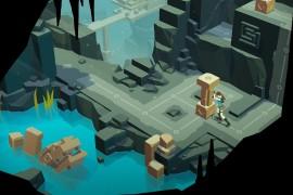 متعة و تشويق مع لعبة Lara Croft GO الجديدة على متجر Play