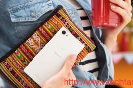 تسريب صور لهاتف Z5 Compact من سوني