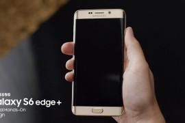 فيديو من سامسونج تستعرض فيه جديد +Galaxy S6 Edge (التصميم)