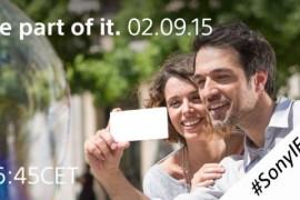 سوني تقوم بتشويقنا لهواتفها القادمة في معرض IFA 2015
