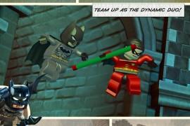 لعبة Lego Batman: Beyond Gotham تصل متجر التطبيقات