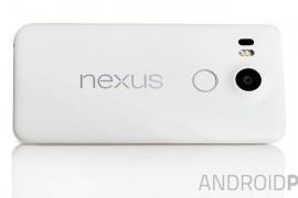 تسريب صورة جديدة لهاتف LG Nexus 5 2015
