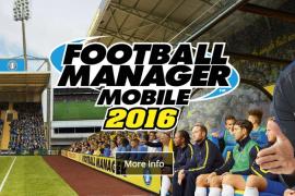 لعبة Football Manager 2016 قادمة إلى الأندرويد!