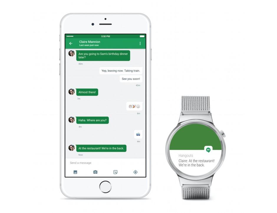 3fe50c439 ساعات Android Wear أصبحت الآن متوافقة مع الـ iPhone | اندرويد العرب