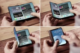 هل تعمل سامسونغ على هاتف قابل للطي؟