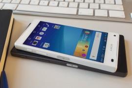 هواتف Z5 و Z5 Compact تحصل على تحديث أمني