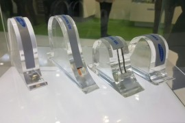بطاريات مرنة للساعات الذكية من سامسونغ